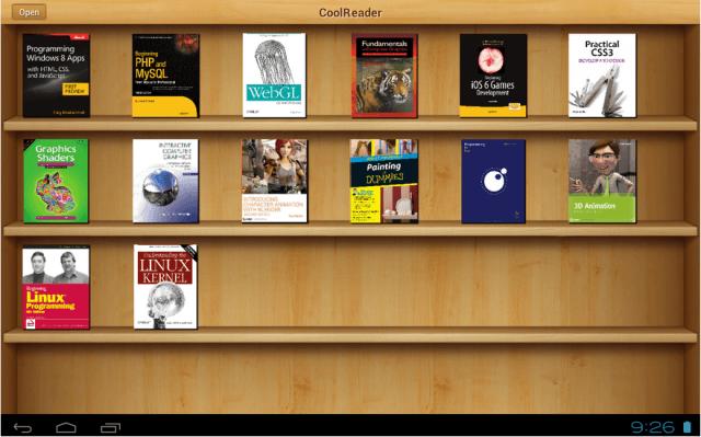 7 Top eBook Reading Apps 1